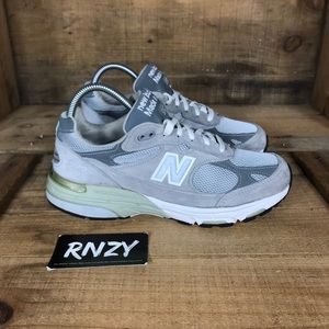 New Balance 993 Running Sneaker Made in USA